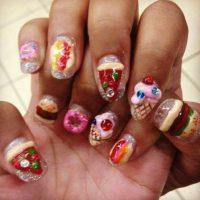 8. Diseños muy dulces… Foto:Vía Instagram