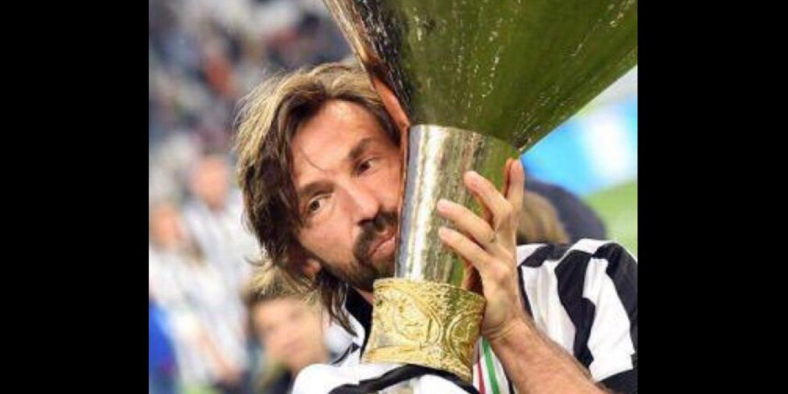 Llega procedente de Juventus Foto:Vía twitter.com/Pirlo_Official