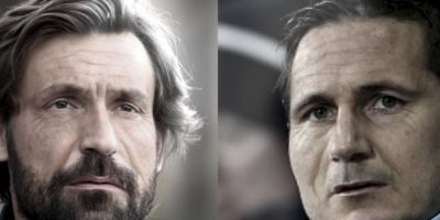 """En la MLS llaman """"ancianos"""" a Andrea Pirlo y Frank Lampard"""