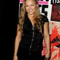 En 2012 fue contratada por la empresa de Dana White Foto:Getty Images