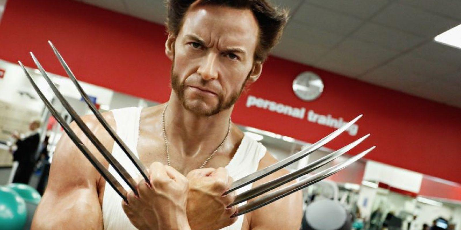 """Hugh Jackman como """"Wolverine"""" Foto:Getty Images"""
