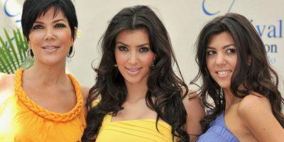 De generación en generación: Las Kardashian que se desnudaron en el embarazo