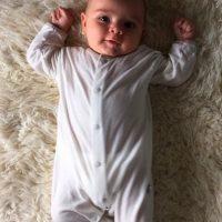 Reign nació el 14 de diciembre de 2014. Foto:vía instagram.com/kourtneykardashian