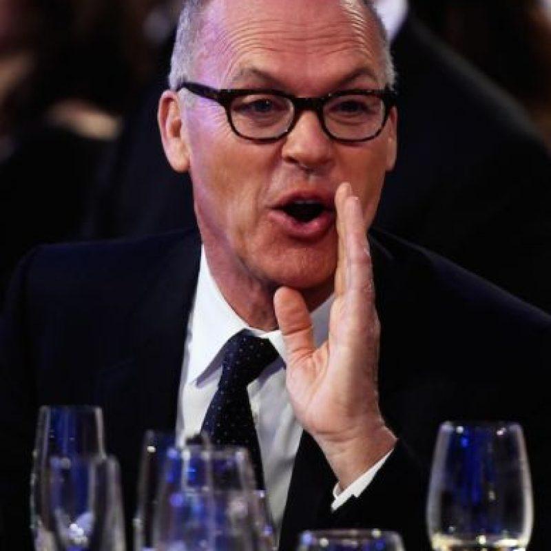 El actor ahora tiene 63 años. Foto:Getty Images