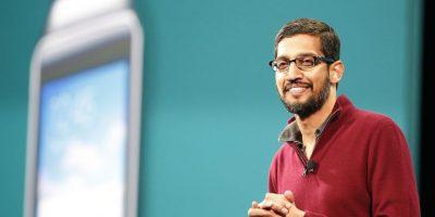 El 13 de marzo de 2013, Pichai añadió Android como un producto más a su cargo. Foto:Getty Images