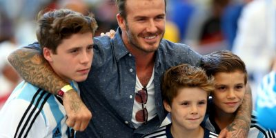 David Beckham explota por críticas a su papel como padre
