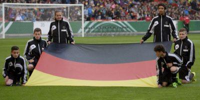 """Se trata del FC Ostelbien Dornburg, equipo que milita en la Liga Regional del """"Land"""" (Sajonia), en la ciudad de Magdeburgo. Foto:Getty Images"""