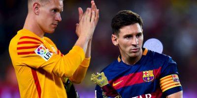 Ganaron la Champions, la Liga y la Copa del Rey Foto:Getty Images