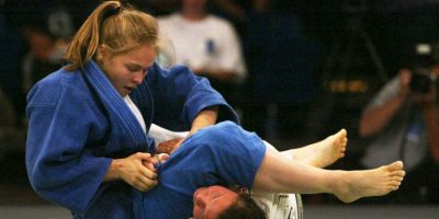 Compitió en esos Juegos hace 11 años Foto:Getty Images