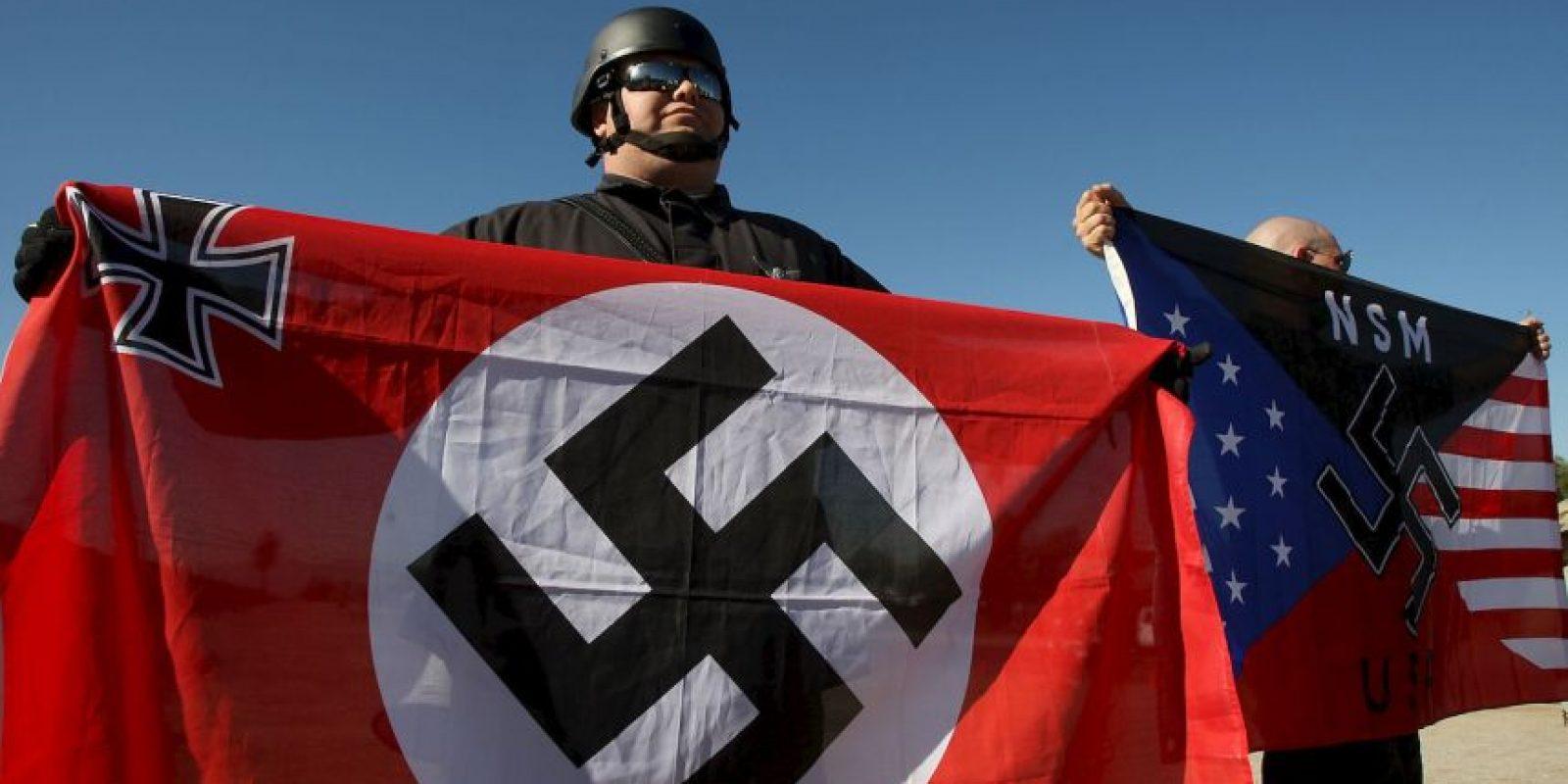 El neonazismo es una ideología política que, tras el fin de la Segunda Guerra Mundial, continuó apoyando y difundiendo las ideas del nazismo. Foto:Getty Images