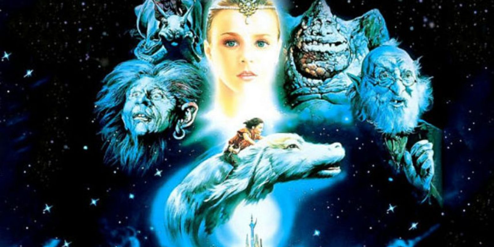 """""""La Historia sin Fin"""", adaptación del famoso libro de Michael Ende, tuvo su mejor versión en la primera película. Foto:vía Warner Bros"""