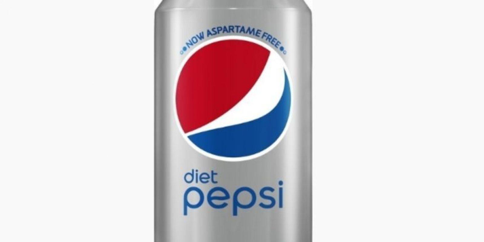 En los nuevos productos se incluye Diet Pepsi, Diet Pepsi sin cafeína y Wild Cherry Pepsi Diet. Foto:Vía pepsico.com