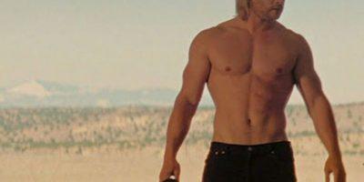"""Saltó a la fama por protagonizar la película """"Thor"""" en 2011 Foto:instagram.com/chrishemsworthh_/"""