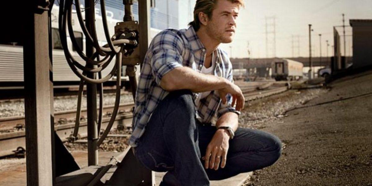 FOTOS: Déjense conquistar por... Chris Hemsworth