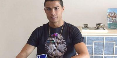 Es uno de los futbolistas más populares del mundo Foto:Vía instagram.com/cristiano