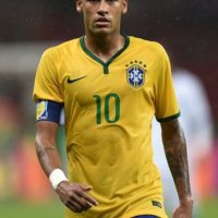 Neymar (Brasil) en la vida real Foto: Getty Images