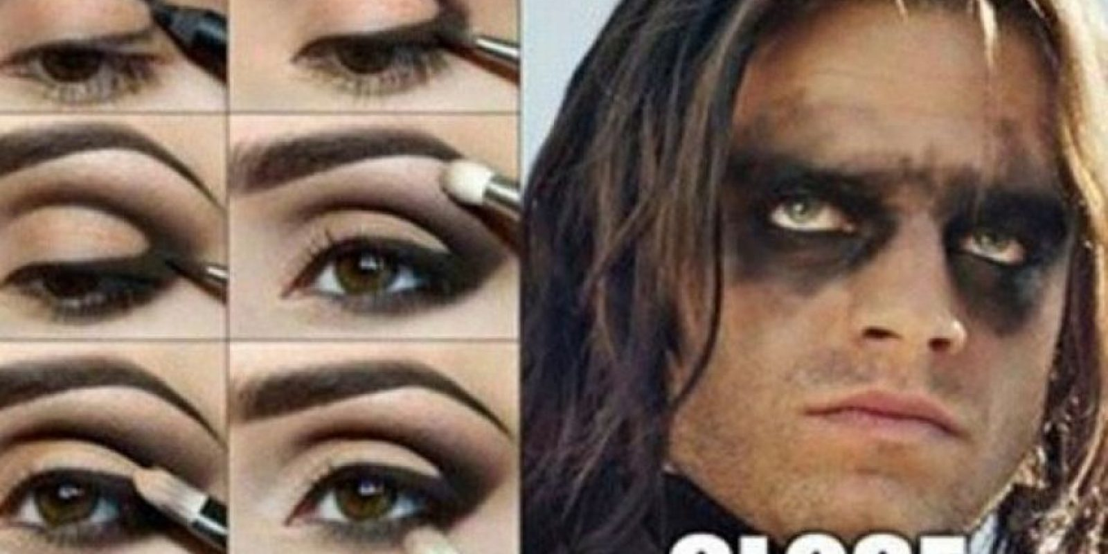 16. Muchas se identifican Foto: Tumblr/Tagged/Fail/Eyeliner