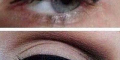 """FOTOS: 23 peores """"fails"""" al delinearse los ojos"""