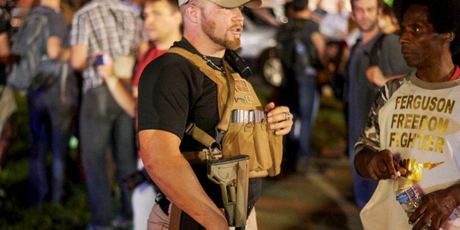 Un total de 56 personas fueron arrestadas el lunes. Foto:AFP