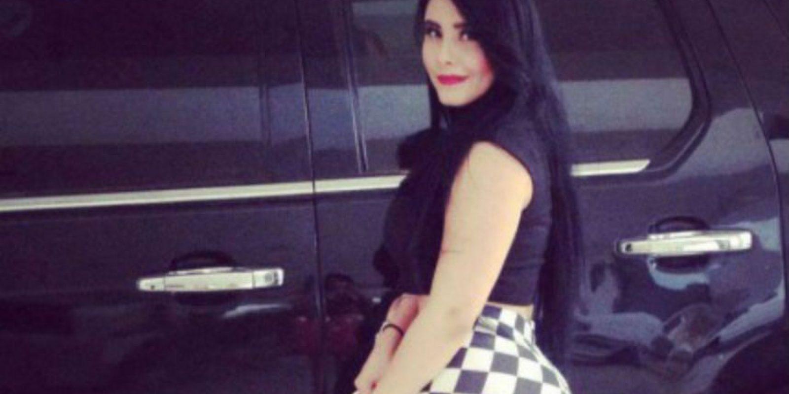 La joven de 19 años y reina de belleza de la Facultad de Contabilidad y Administración de la Universidad Autónoma de Sinaloa (UAS) fue muerta a balazos. Foto:Facebook