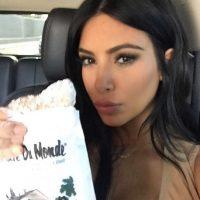 Tras la llamada de atención de la FDA, Kim eliminó todas sus publicaciones. Foto:Instagram/KimKardashian