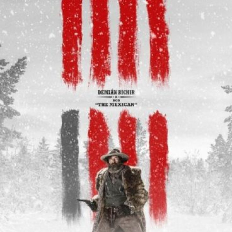 """""""The Hateful Eight"""" llegará a los cines estadounidenses el próximo 13 de noviembre de este año. Foto:IMDb"""