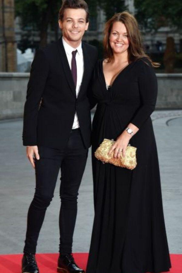 El integrante de One Direction, junto a Liam Payne y su madre Johannah Deakin contribuyeron a este evento con donaciones y un cheque de 7 millones de dólares. Foto:Getty Images