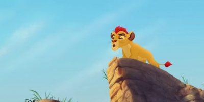 """Sin embargo, en 2016 llegará """"The Lion Guard"""" como una serie de televisión. Foto:YouTube/DisneyJuniorPR"""