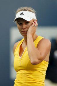 3. Caroline Woznicaki Foto:Getty Images