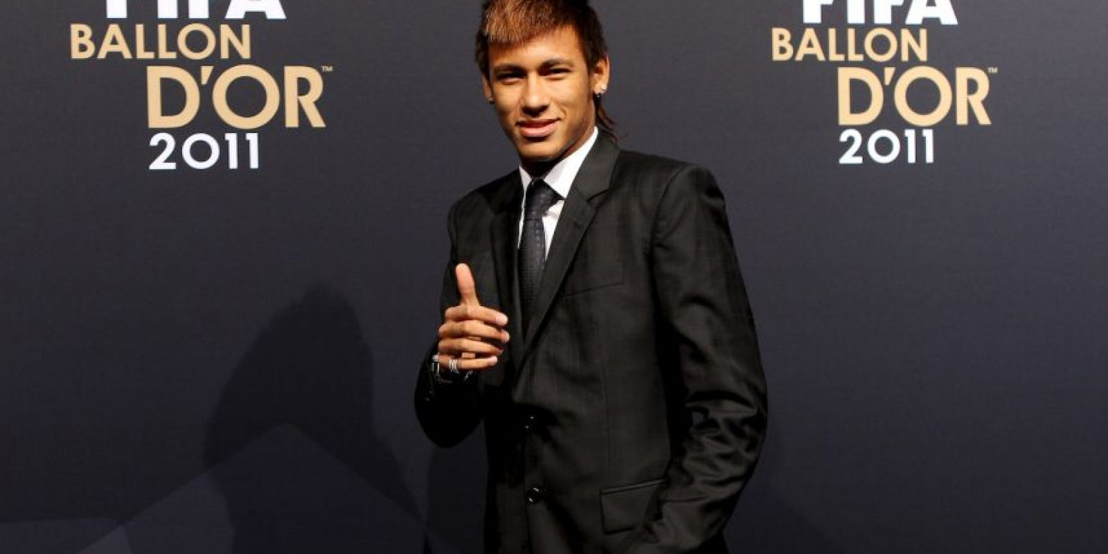 5. Neymar Foto: Getty Images