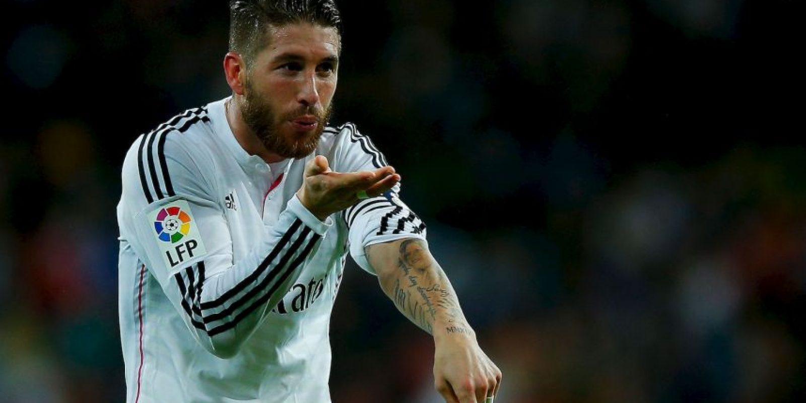 Todo comenzó cuando la prensa británica y la española comenzaron a relacionar a Sergio Ramos con el Manchester United. Foto:Getty Images