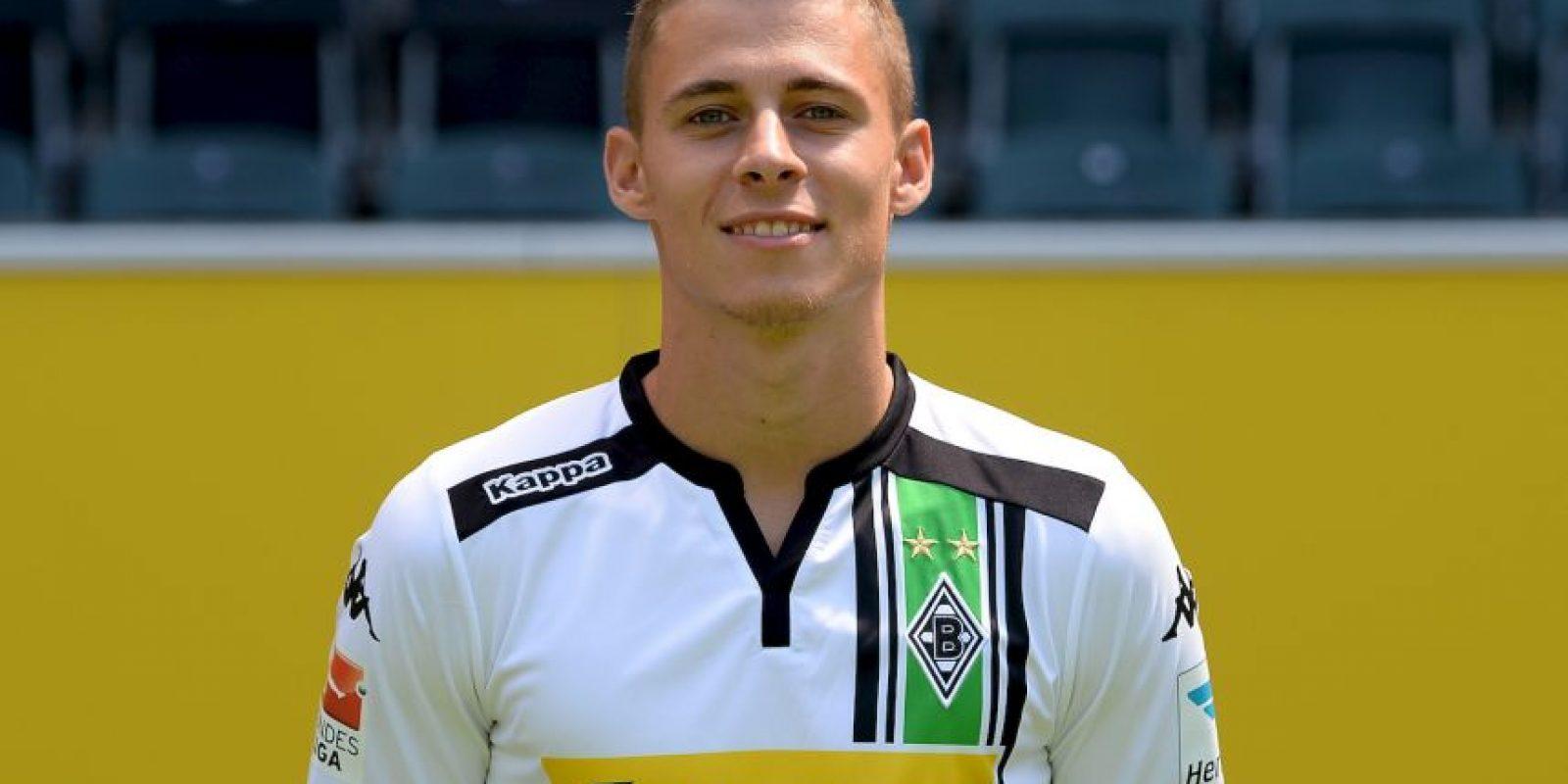 7. Thorgan Hazard (Borussia Monchengladbach/Bélgica) Foto:Getty Images