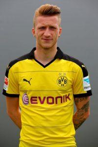 2. Marco Reus (Borussia Dortmund/Alemania) Foto:Getty Images
