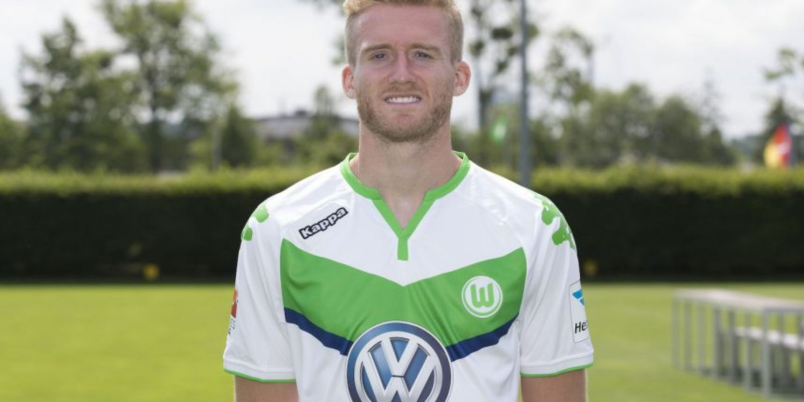 10. Andre Schurrle (Wolfsburgo/Alemania) Foto: Getty Images