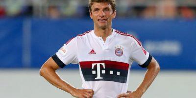 9. Thomas Müller (Bayern Munich/Alemania) Foto:Getty Images