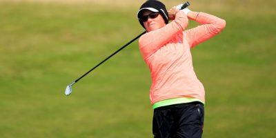 La golfista ha ganado en el año 6.4 millones de dólares, de los cuales cuatro han sido por patrocinios Foto:Getty Images