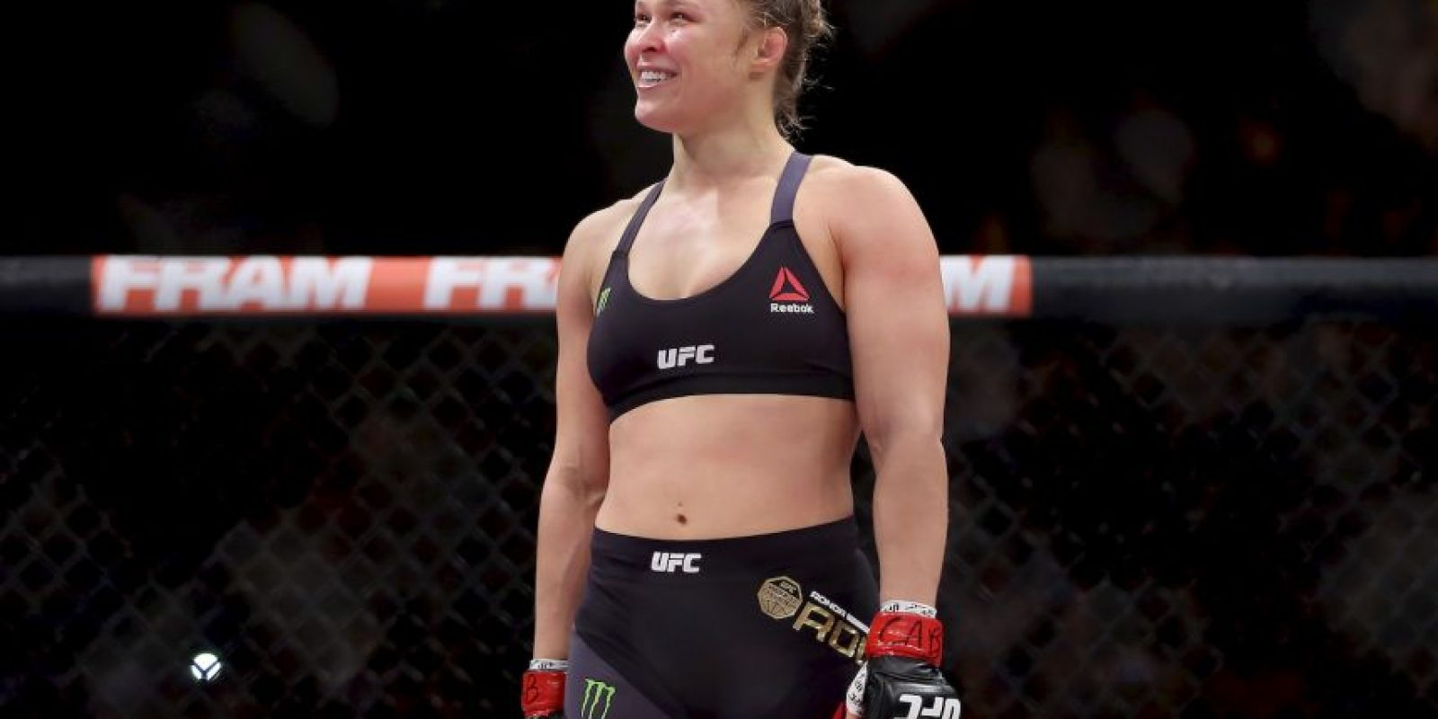 8. Ronda Rousey Foto: Getty Images