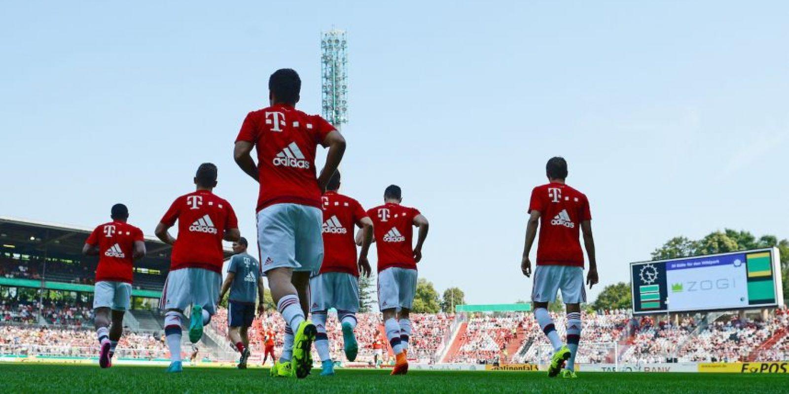 1. Bayern Múnich Foto:Getty Images
