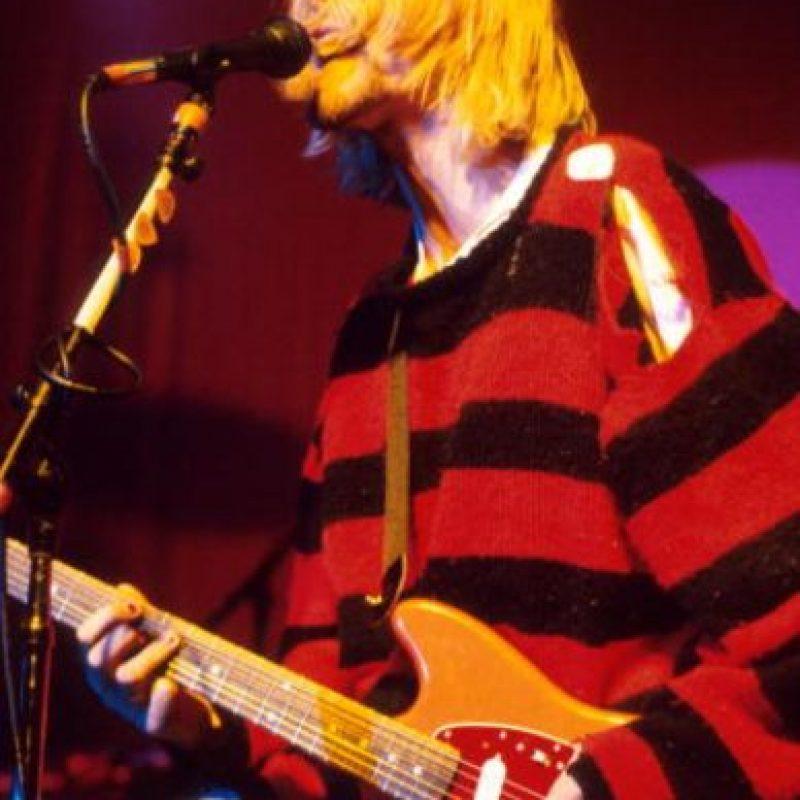 """""""Kurt quería una familia y Courtney era tan feminista y drogadicta como él"""", afirma el cineasta. Foto:Getty Images"""