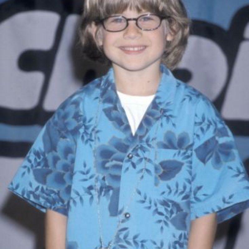 """Hizo la voz de """"Tarzán"""" niño, para la película de Disney. Foto:vía Getty Images"""