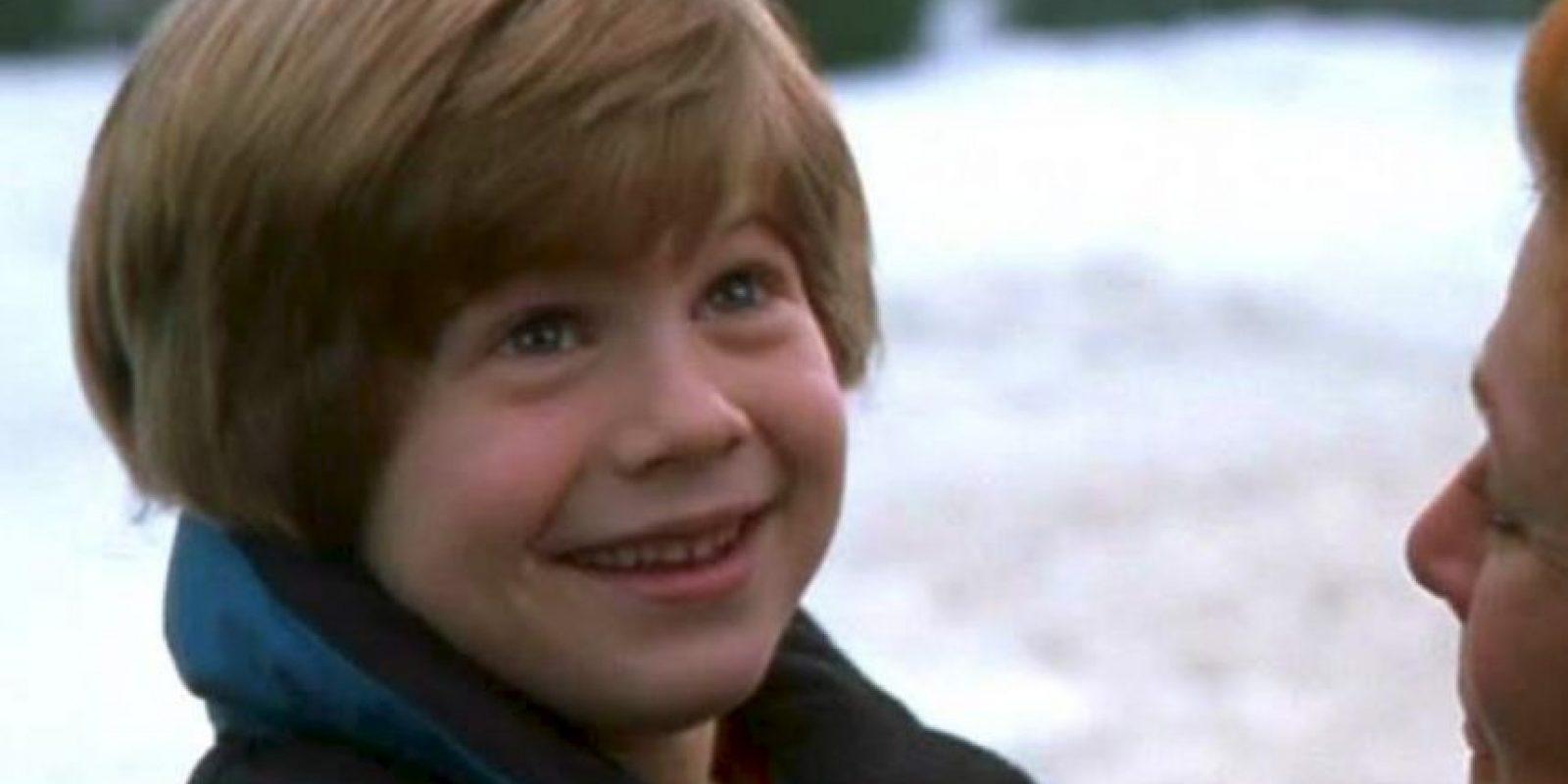 El rol estaba interpretado por Alex D. Linz. Foto:vía 20th Century Fox