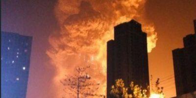 Fuerte explosión en China deja al menos 13 muertos