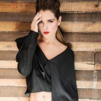 Sigue haciendo papapeles de villana en las telenovelas Foto:Vía twitter.com/gretelvaldez