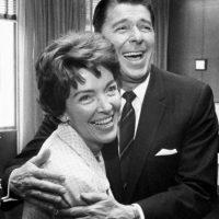 Ronald Reagan, presidente de Estados Unidos de 1981 a 1989 Foto:Getty Images