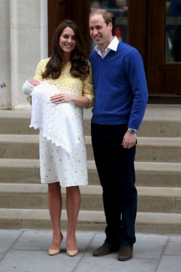 Príncipe William de Inglaterra, segundo en la línea de sucesión de la corona Foto:Getty Images
