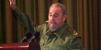 Fidel Castro Ruz, líder de Cuba desde 1959 hasta 2008 Foto:Getty Images