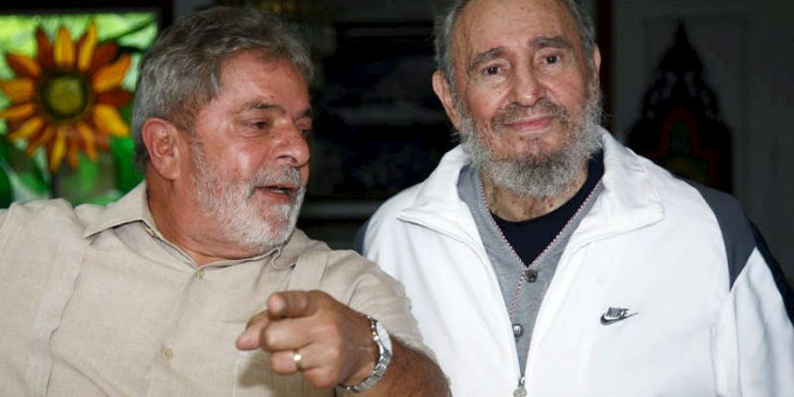 Fidel Castro es reconocido por su capacidad de oratoria. Aquí recordamos algunas de sus frases Foto:Getty Images