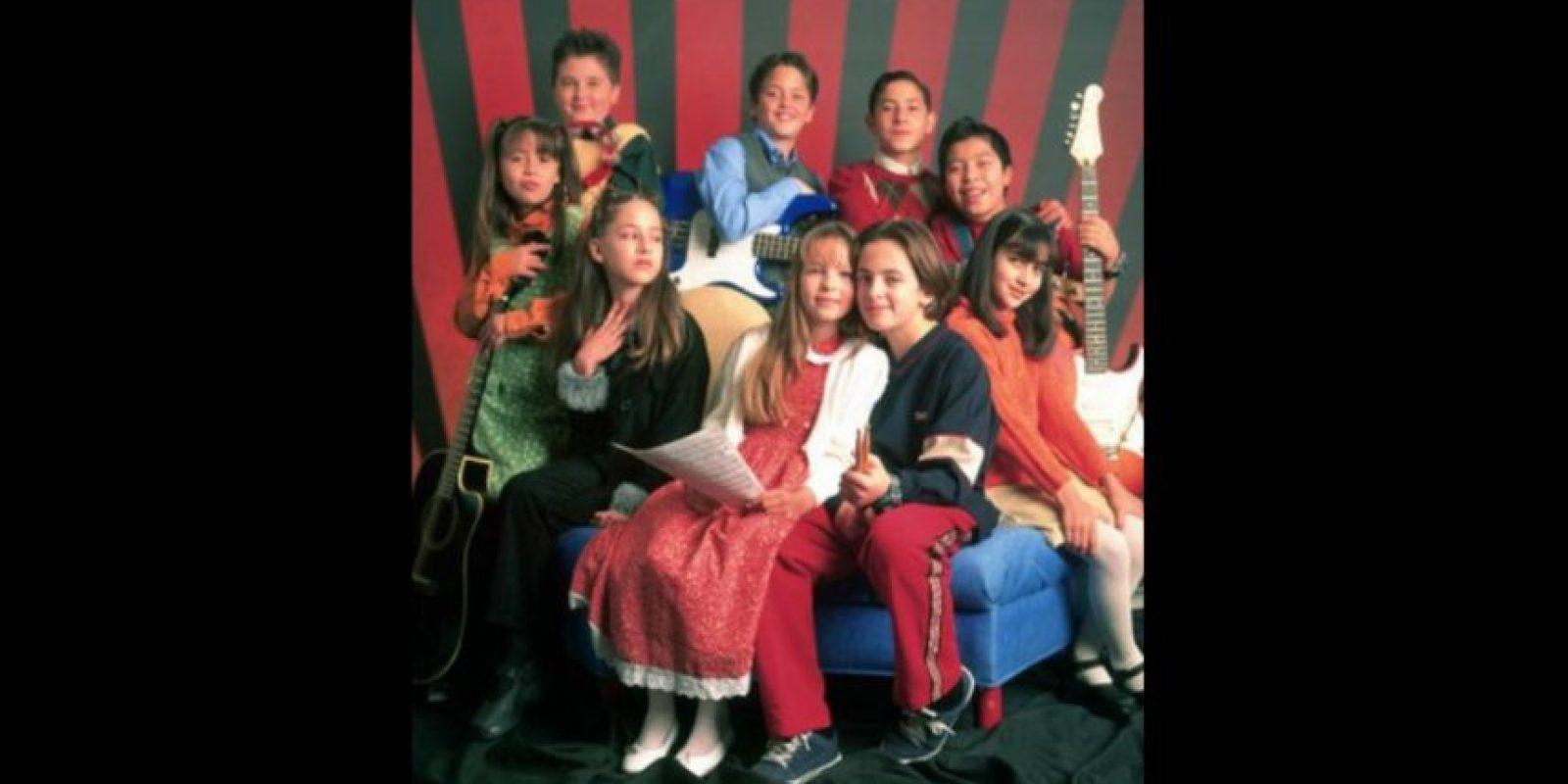 """Inició su carrera actoral en el año 2000 protagonizando su primera telenovela infantil """"Amigos x Siempre"""". Foto:Televisa"""