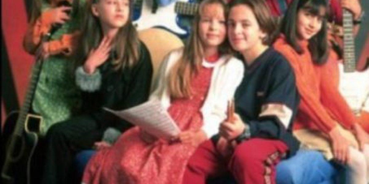 Miren cómo creció el elenco infantil de