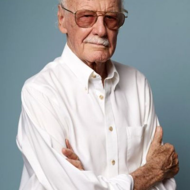 "Stan Lee es considerado como ""el padre"" de la mayoría de los superhéroes de Marvel. Foto: Getty Images"